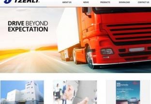 澤利實業有限公司 企業網站設計